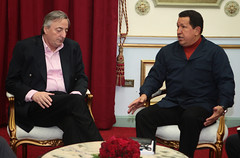 Visita de Néstor Kirchner, Secretario General ...