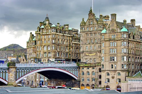 Edinburgh Edimbourg North bridge