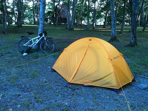 広尾キャンプ場