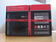 CN Memory FSC Spaceloop 1TB externe Festplatte