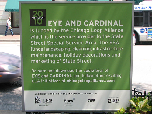 Eye and Cardinal