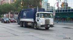 BFI Canada Garbage Truck (TheTransitCamera) Tags: canada truck volvo garbage equipment universal wx handling bfi