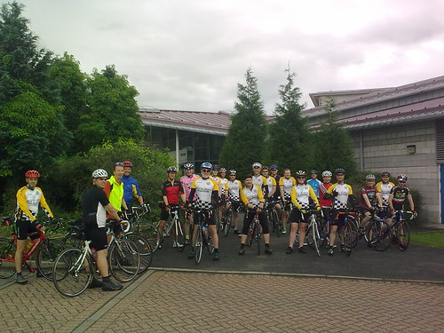 club run 7th august