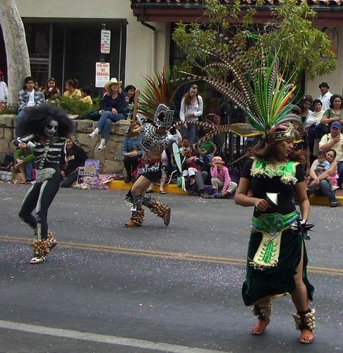 Children's Parade Danza Azteca 11