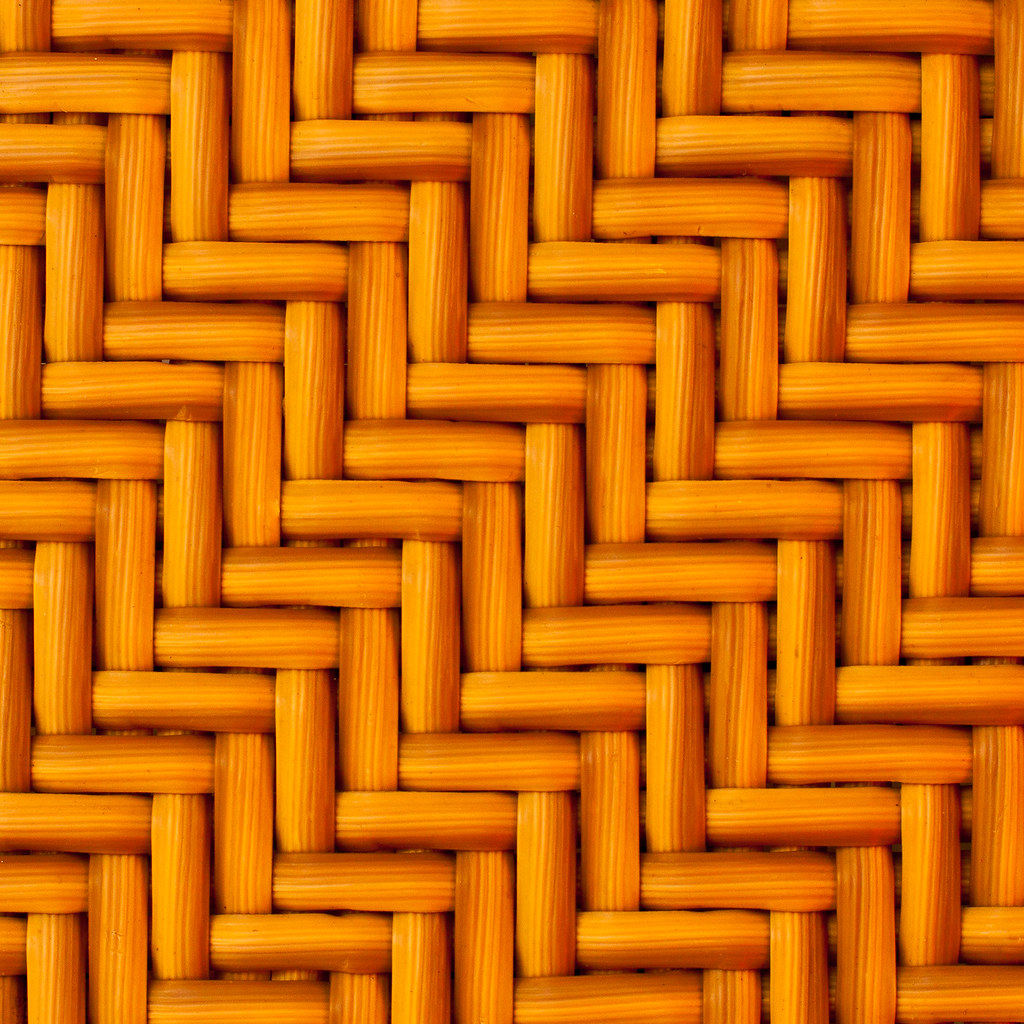 Pattern in a Square Crop