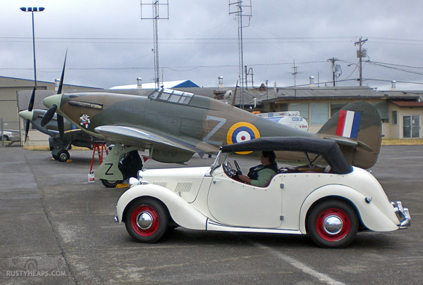 MG YT, Hawker Hurricane