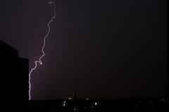 Lightning 1 (VesaM) Tags: finland helsinki fi