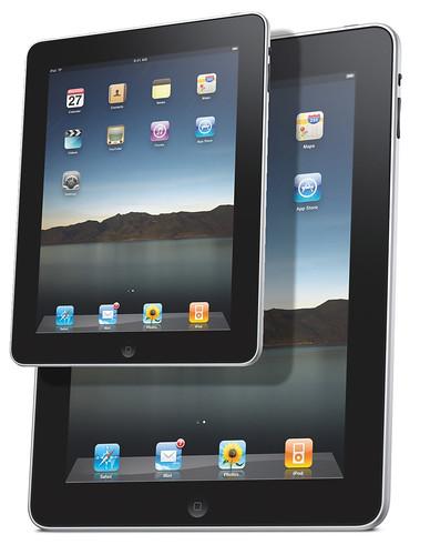 7-Inch iPad Mockup