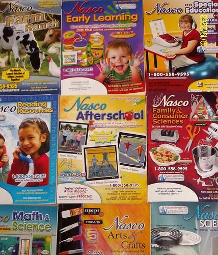 Nasco Magazines