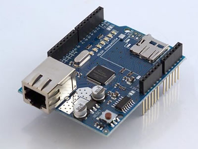 arduino ethernet shield with mini sd connector