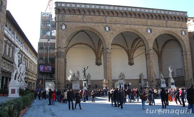 Piazza della Signoria - Florença