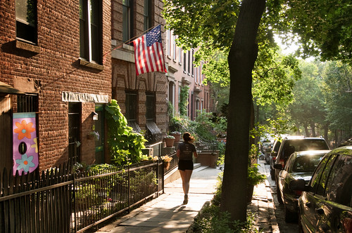 Joralemon St, Brooklyn Heights, NY (by: Steve Minor, creative commons license)