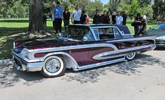 Larry Watson (KID DEUCE) Tags: ford larry watson oldcar thunderbird lowrider carshow