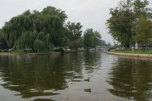 Winona Lake and Canal