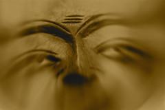 Buddha (peafield) Tags: stilllife interesting buddha crystalball