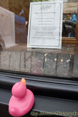 Dave the Duck @ Ilkley Market
