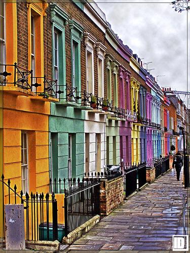 Camden Town (by: Il Della, creative commons license)