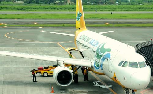 Diseño exterior [Cebu Pacific]
