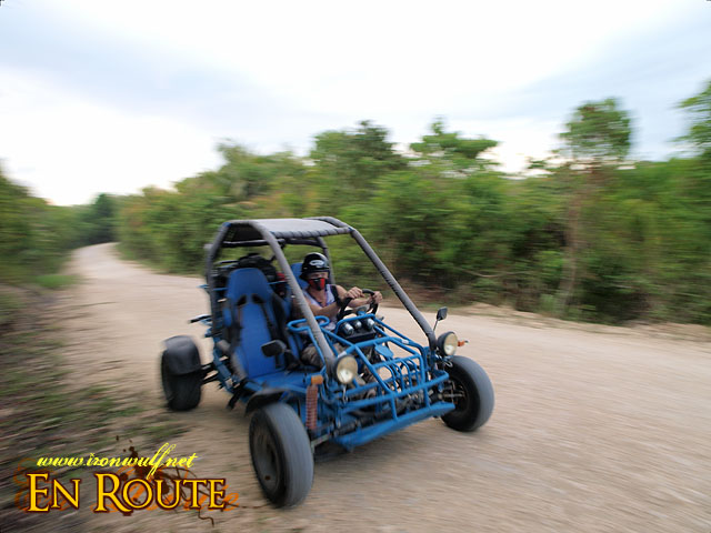 Dune Buggy Trail Ride