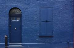 Fournier Street (Monica Forss) Tags: door uk greatbritain blue england house london canon shutters eastend travelphotography