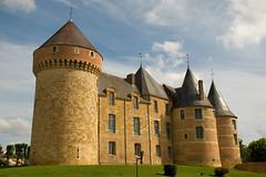 Chȃteau de Gacé (StefanoPiemonte) Tags: france normandie chateau francia castello normandia 2010 gace stefanopiemonte