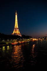 Eiffel Tower from Pont des Invalides