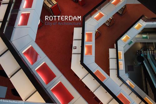Rotterdam, City of Architecture