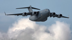C-17 Flyby