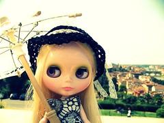 I love my parasol