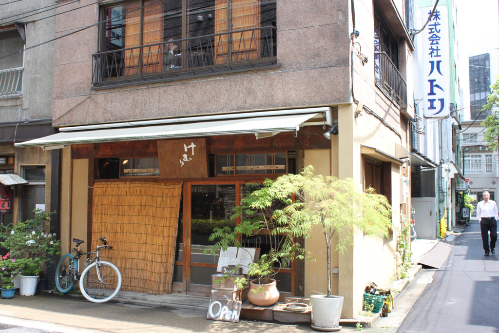 The art of the walk for gastronome in Kanda (23)