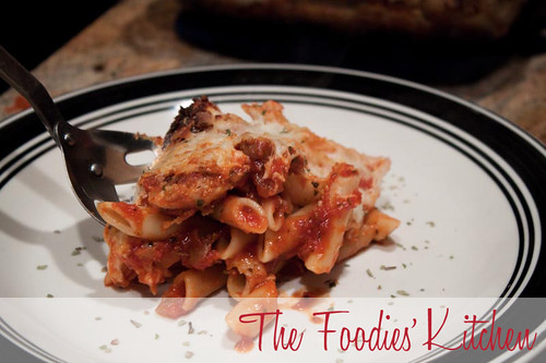 Next Week Guest Foodie Jake Van Ness: Chicken Pasta