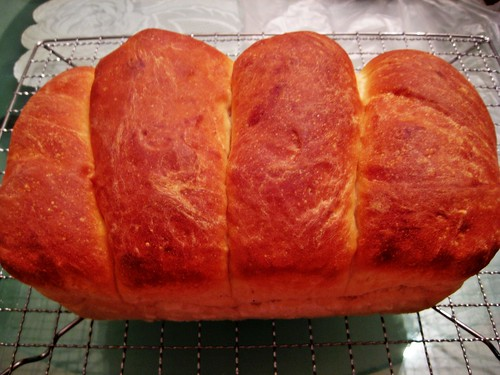 Homemade Loaf of bread (edited)
