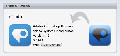 Photoshop Mobile now Photoshop Express