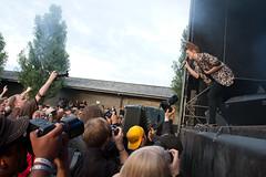 La Roux på Øyafestivalen - anmeldelse og bilder >>