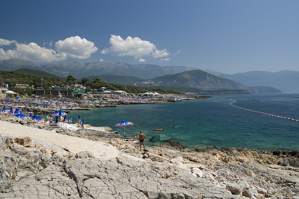 Montenegro / Czarnogóra / Crne Gora / Budva 2010