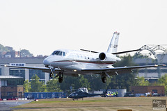 CS-DXP CESSNA 560 CITATION EXCEL S 5605702 NETJETS EUROPE  - 100724 - Farnborough - Alan Gray - IMG_3086