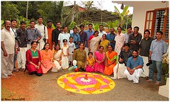 Onam with DP Intl. (Naseer Ommer) Tags: india canon kerala canon1740mm poonjar naseerommer canoneos7d colorsjoy discoverplanetinternational 2010onamcelebrations