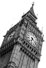 Big Ben,London (E.L.A) Tags: old city uk travel england urban bw sculpture building london tower english history clock tourism archaeology monument westminster statue vertical architecture outdoors photography design democracy big construction ancient europe european day cityscape time britain united famous great gothic culture housesofparliament kingdom parliament bigben ab nopeople landmark palace retro clocktower whitebackground classical civilization british archeology interest traditionalculture palaceofwestminster londonengland capitalcities traveldestinations cityofwestminster famousplace britishculture buildingexterior nationallandmark internationallandmark englishculture abigfave builtstructure humansettlement gettyvacation2010