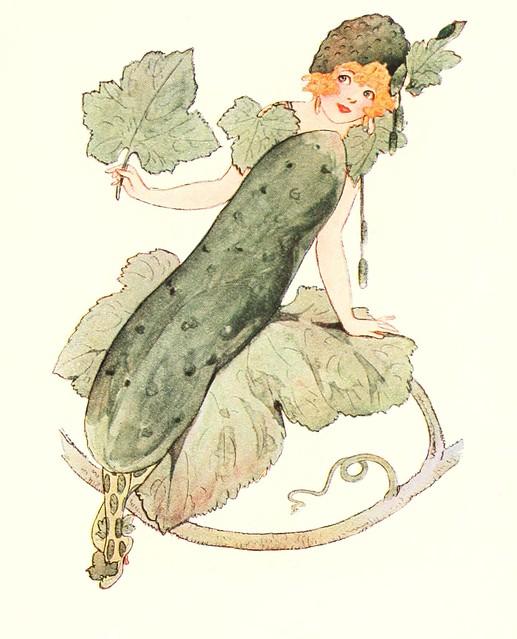 Miss Cucumber