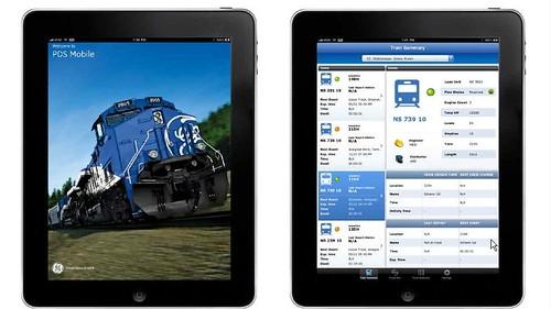 ge rail app
