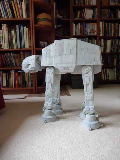 AT-AT repaint after