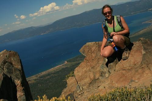 Mt Tallac Hike