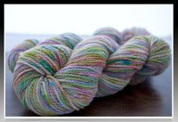 'Candy' OOAK Freedom dye on Cestari Superfine
