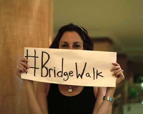 bridgewalk hashtag