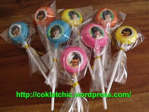 Princess castle cake, mini cake pot bunga, cup cake princess, lollipop ...