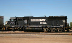 NS 6573 (Aaron Florin) Tags: ns sou norfolksouthern ns6573 emdsd60