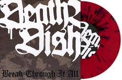 Death Before Dishonor - Break Through It All (Guav) Tags: vinyl record 2007 7inch coloredvinyl deathbeforedishonor bridge9records bridgeninerecords