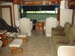Our New Living Room on our Beaver Marquis 45'