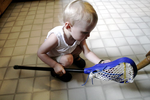 little lacrosse girl 4