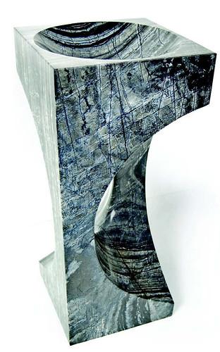 Dvontz Coda tone Pedestal Sink